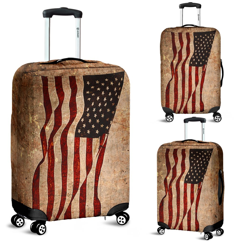USA Luggage Cover - Deal Sharks