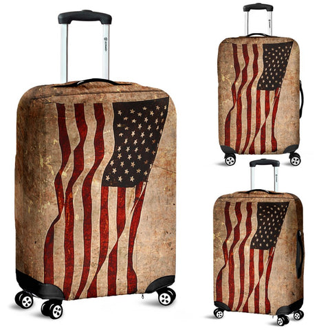 Image of USA Luggage Cover - Deal Sharks