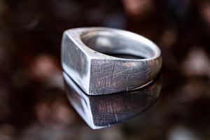 Damaged Signet Ring