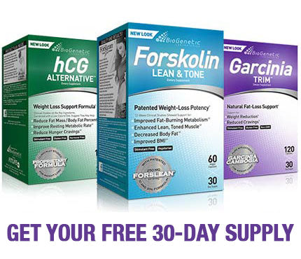 Free 30-Day Supply