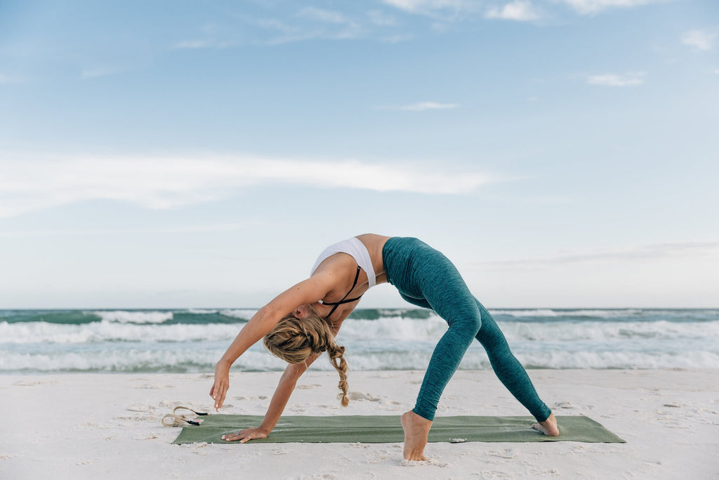 5 Reasons to Take Your Yoga Practice Outdoors