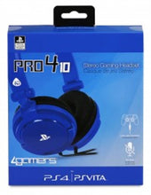 4Gamers Pro 4 10 Stereo Gaming Headset