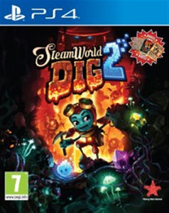 Steamworld Dig 2 PS4