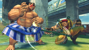 Streetfighter lV Ultra PS3