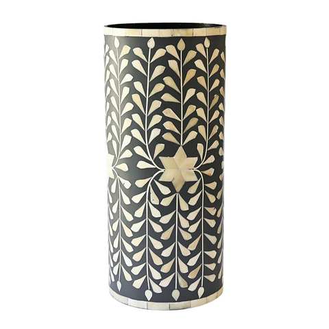 Bone Inlay Vases & Planters