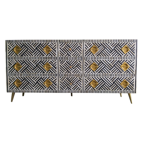 Bone Inlay Sideboards & Buffets