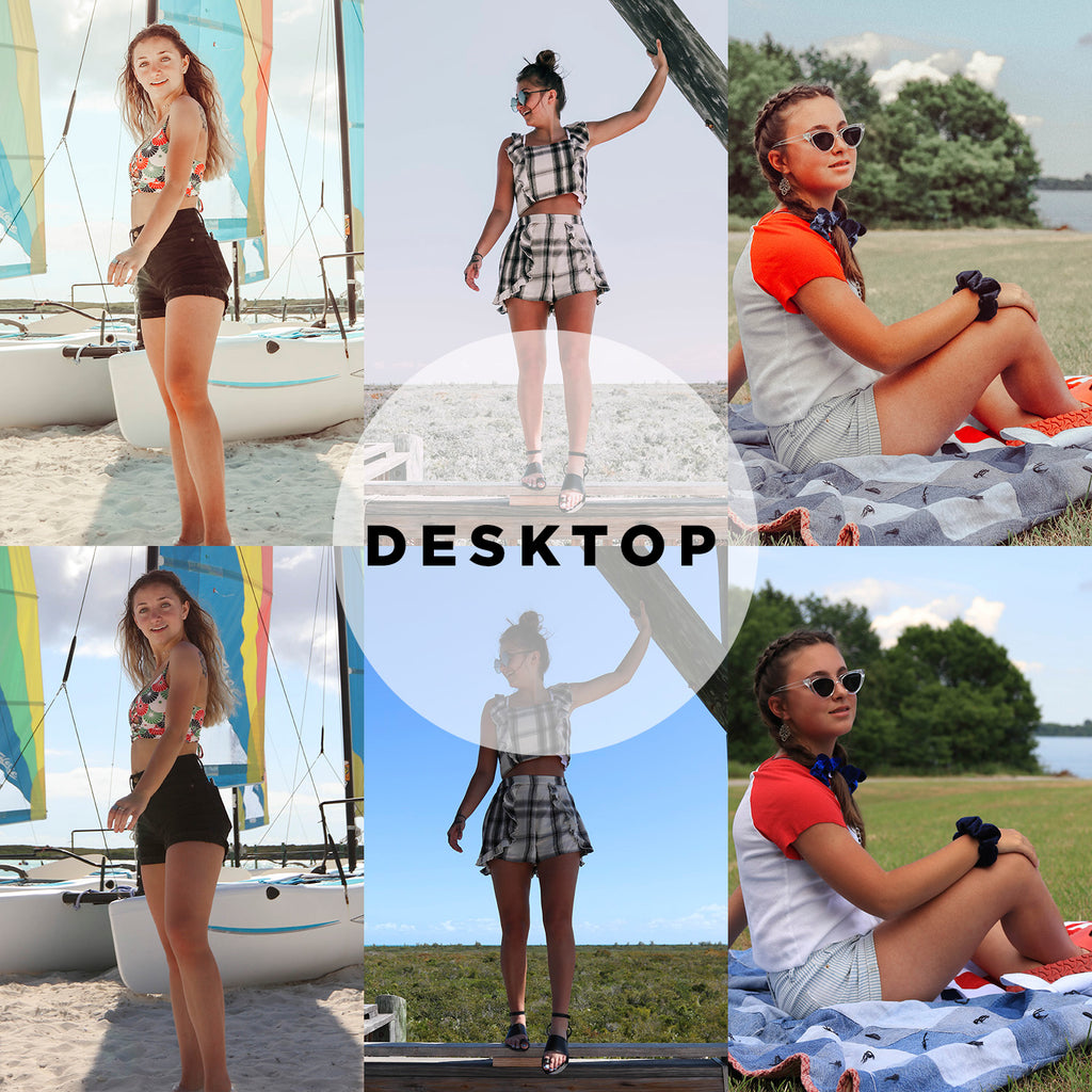 *DESKTOP* Summer Collection