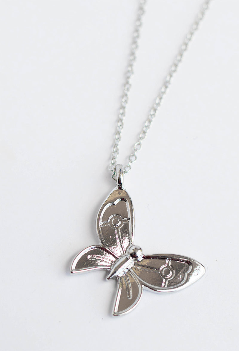 Winging It Necklace