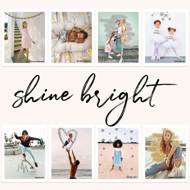 Shine Bright Doodle Pack