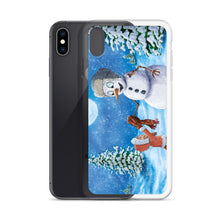 "Load image into Gallery viewer, iPhone Case featuring ""It's Cold Outside"" by Jose Lopez Jr."