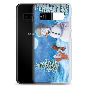 "Samsung Case featuring ""It's Cold Outside"" by Jose Lopez Jr."