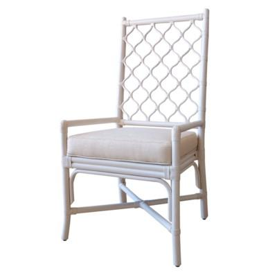 Ambrose Arm Chair - White