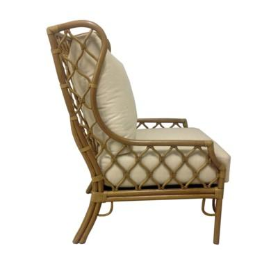 Ambrose Wing Chair - Nutmeg