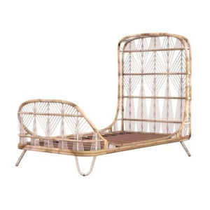 Ara Single Bed - Natural