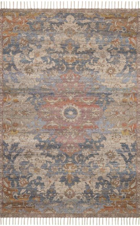 CORNELIA - DENIM / MULTI - COR-06 Floor Rug