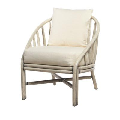 Carousel Lounge Chair - Oyster