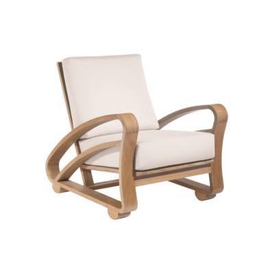 Cuban Lounge Chair - Teak Outdoor