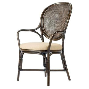 Dahlia Arm Chair - Clove
