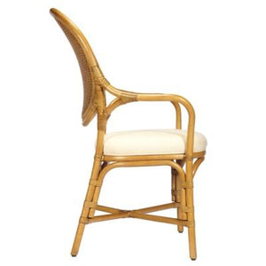 Dahlia Arm Chair - Nutmeg