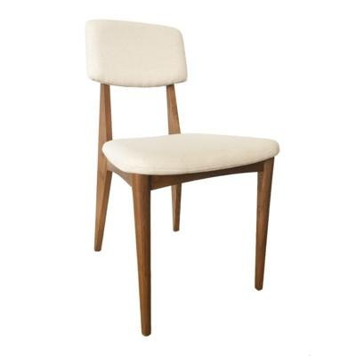 Dane Side Chair - Natural Teak