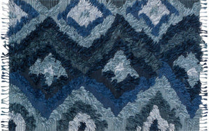 FABLE - INDIGO - FD-06 Floor Rug