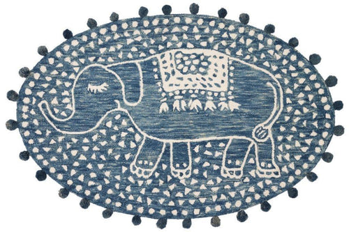 FANTE - DENIM - FAN-02 Floor Rug