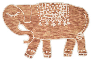FANTE - TERRACOTTA - FAN-04 Floor Rug