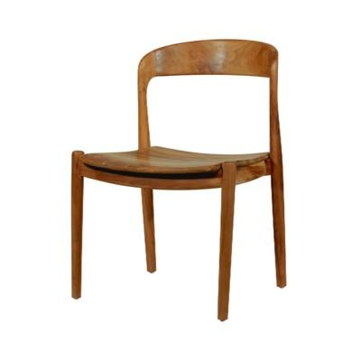 Ingrid Side Chair - Teak