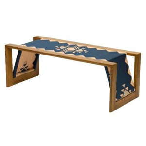 Inverness Coffee Table in Blue