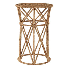 Jute Buoy Table - Natural