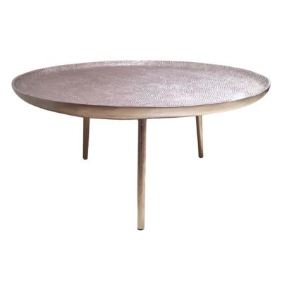 Lake Cocktail Table - Pewter
