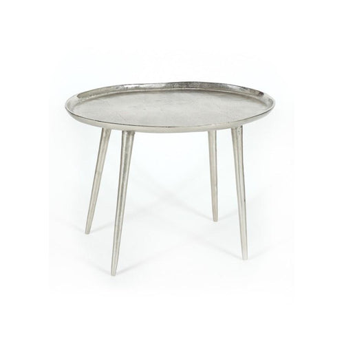 Lake Side Table - Small Pewter