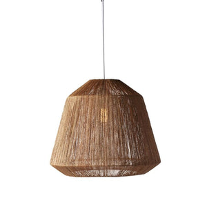 Manhattan Hanging Pendant - Natural