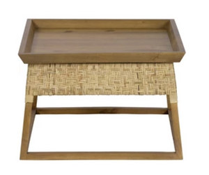 Ojai Side Table in Natural