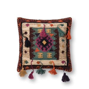 Justina Blakeney Cushion - MULTI - P0402