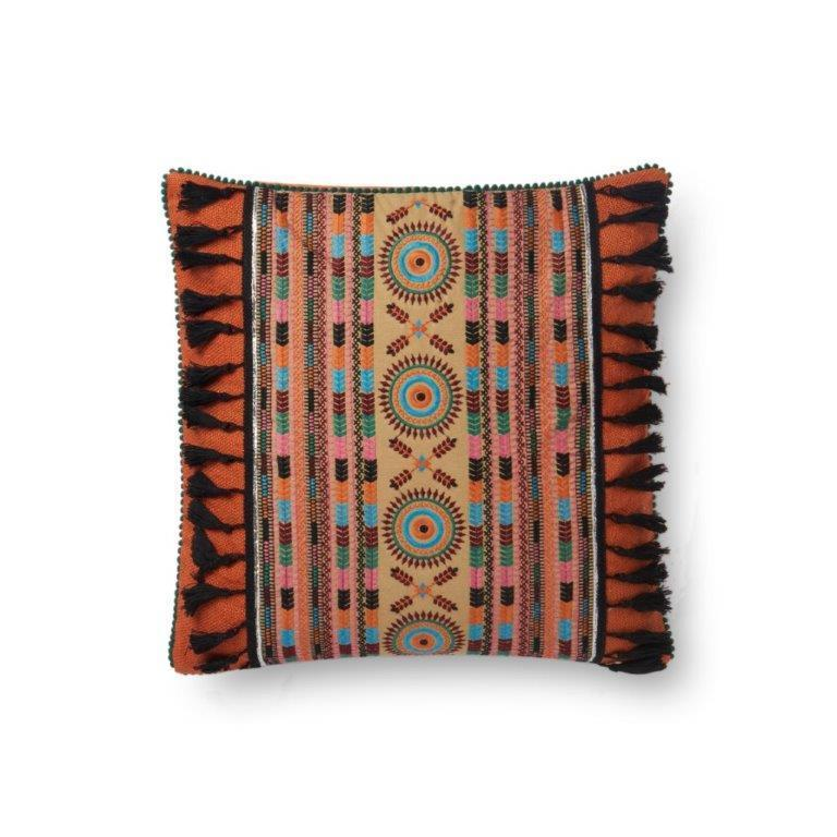 Justina Blakeney Cushion - MULTI - P0636