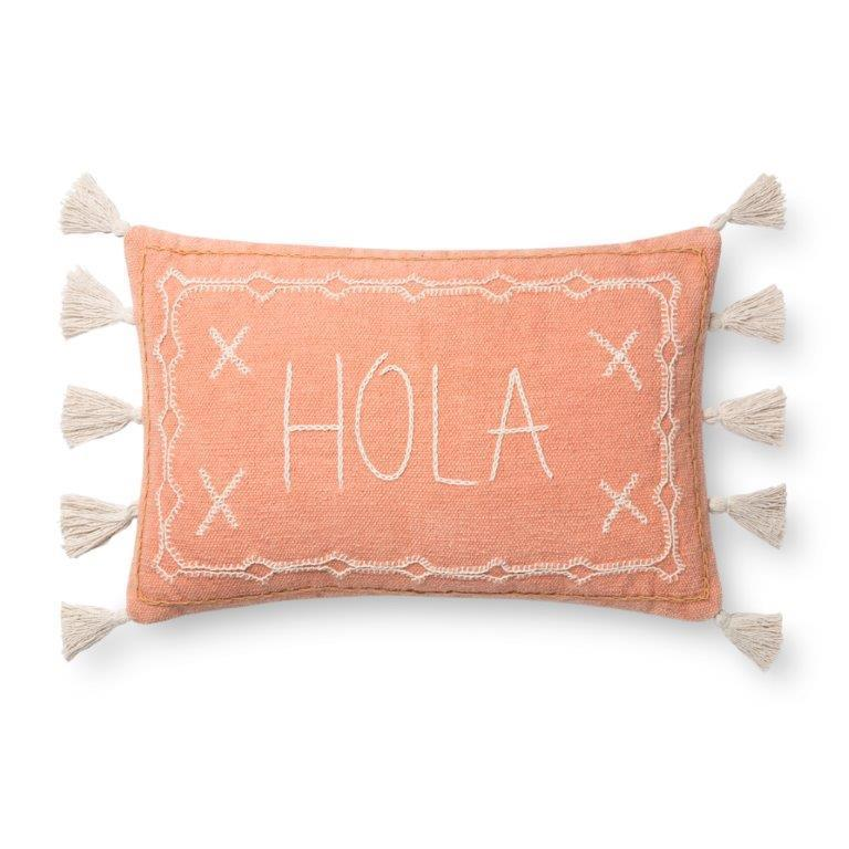 Justina Blakeney Cushion - TERRACOTTA - P0659