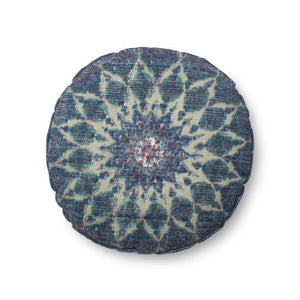 Justina Blakeney Cushion - BLUE / TEAL - P0408
