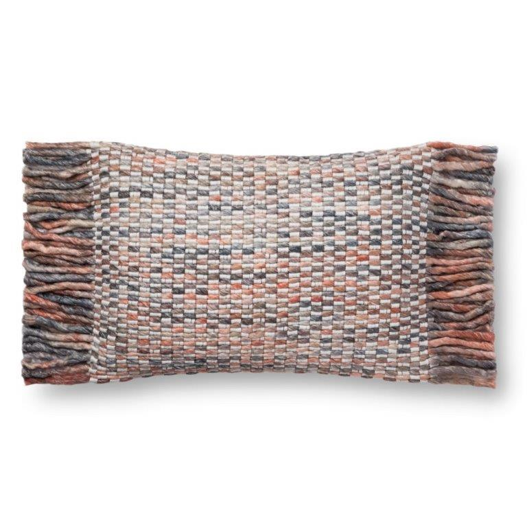 Justina Blakeney Cushion - IVORY / MULTI - P0635