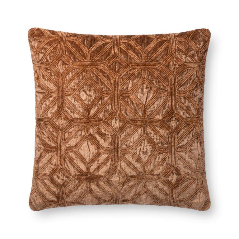 Justina Blakeney Cushion - CLAY - P0671
