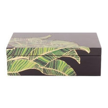 Palm Box in Black