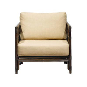Regeant Lounge Chair, Rattan - Clove