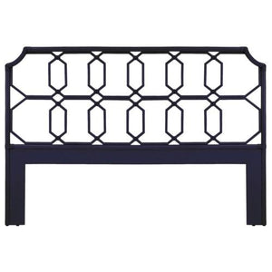 Regeant Queen Headboard - Blueberry