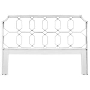 Regeant Twin Headboard - White