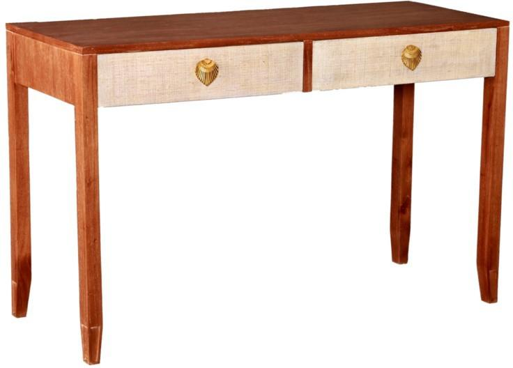 Shanghai Console Desk - Natural