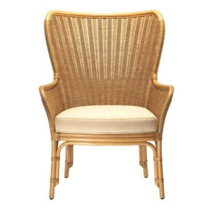 Sheridan Wing Chair - Nutmeg