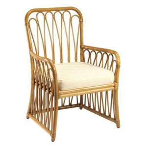 Sona Arm Chair - Nutmeg