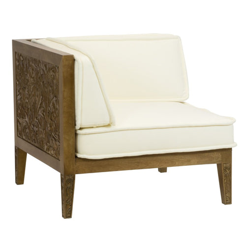 Thistle Corner Chair in Natural