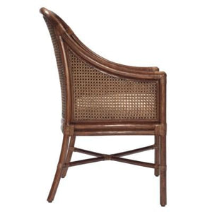 Tivoli Arm Chair - Cinnamon