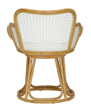Tulip Occasional Chair in White